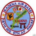 18th Wing Kadena AB Japan