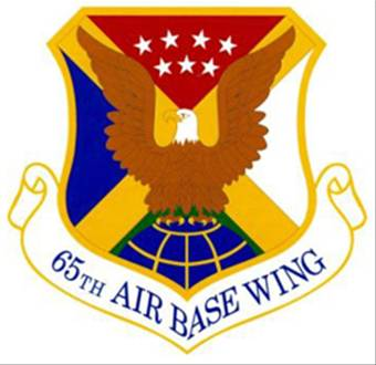 65th ABW logo