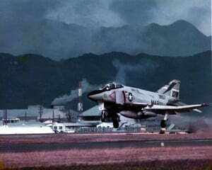 DW 11 at MCAS Iwakuni sometime in 1977