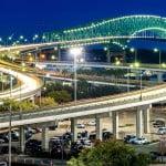 Jacksonville FL overpass