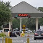 Jacksonville NAS main gate