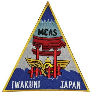 MCAS Iwakuni patch