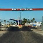 NAF El Centro entrance