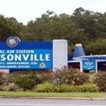 NAS Jacksonville gate