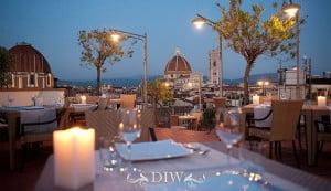 Roof Garden Restaurant - Florence