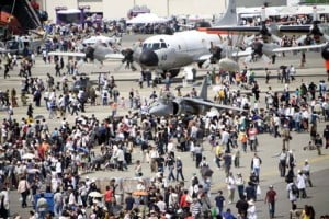 Scene from Iwakuni Friendship Day