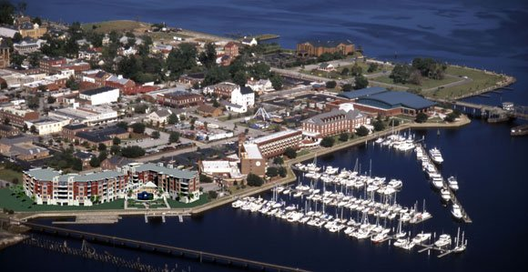 SkySail Condominiums in New Bern