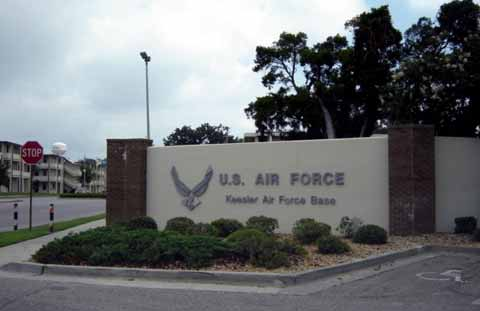 Keesler AFB MS 39534 | UJ Space A Info
