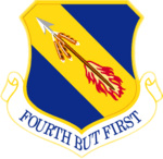 4th Fighter Wing logo