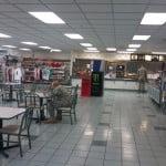 AT Yokota AB Space A terminal