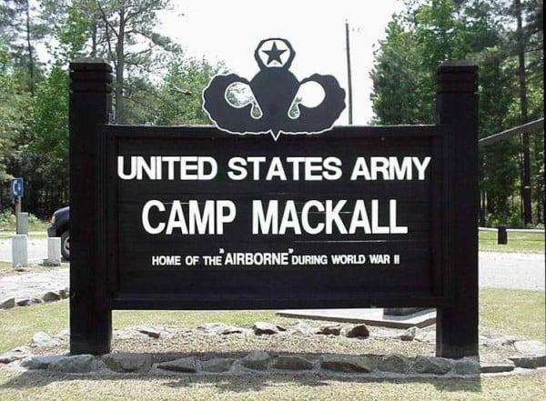 Pope Field Ft Bragg Camp Mackall Nc Uj Space A Info