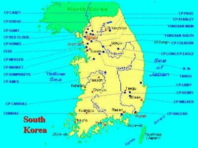 Osan South Korea Map.Osan Ab South Korea Uj Space A Info