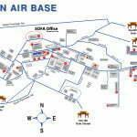 Osan AB map