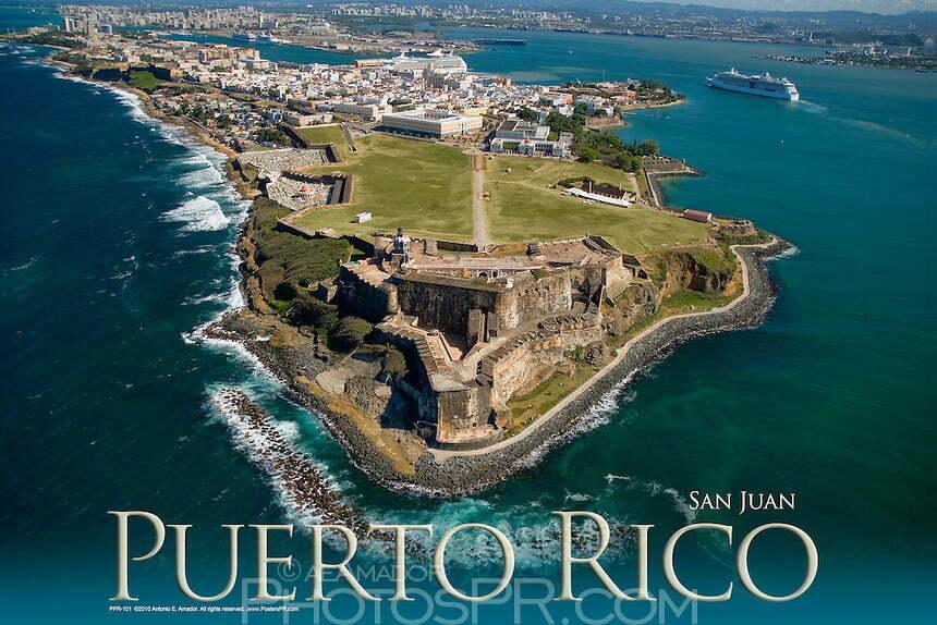 Puerto Rico Uj Space A Info