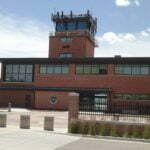 Peterson AFB passenger terminal