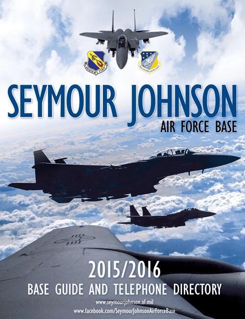 Seymour Johnson Phone Directory