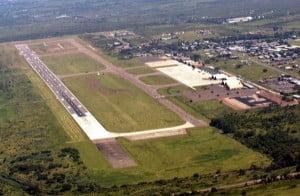 Soto Cano aerial