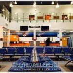 Spangdahlem AB Passenger Terminal Inside