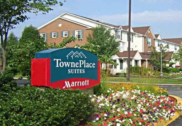 Towne Place Suites - Marriot