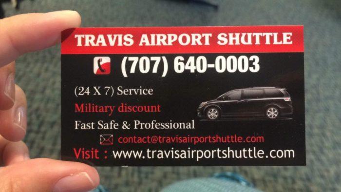 Enterprise Car Rental At Travis Afb