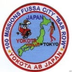 Yokota AB patch