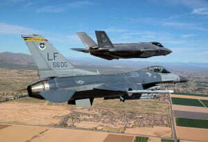 56th_Fighter_Wing_-_First_F-35_Arrives