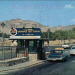 Gate entrance 1956