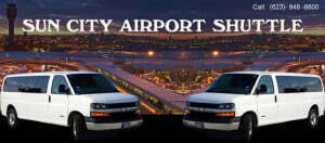 Sun City Airport Shuttle
