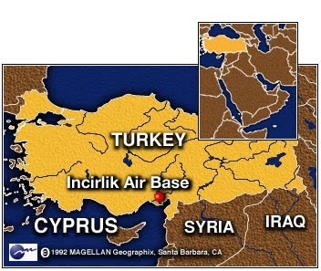 Incirlik AB Turkey 09824 | UJ Space A Info on shaw air force base, ramstein air base, aviano air base, osan air base, 39th air base wing, eaker air force base map, dover air base map, otis air national guard base map, raf alconbury, buckley air base map, raf lakenheath, selfridge air base map, barksdale air base map, malmstrom air force base, shaw air base map, eglin air base map, phan rang air base map, minot air force base, izmir air base, marine corps air station iwakuni map, scott air force base, howard air force base map, los angeles air force base map, barksdale air force base, andersen air base map, tyndall air base map, mcconnell air base map, lajes field, kadena air base, croughton air base map, seymour johnson air force base map, united states air force academy map, iwakuni air base map, offutt air base map,