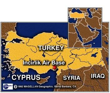 Incirlik Ab Turkey 09824 Uj Space A Info