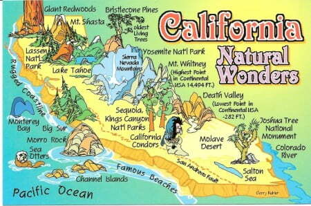 Californias-Natural-Wonders