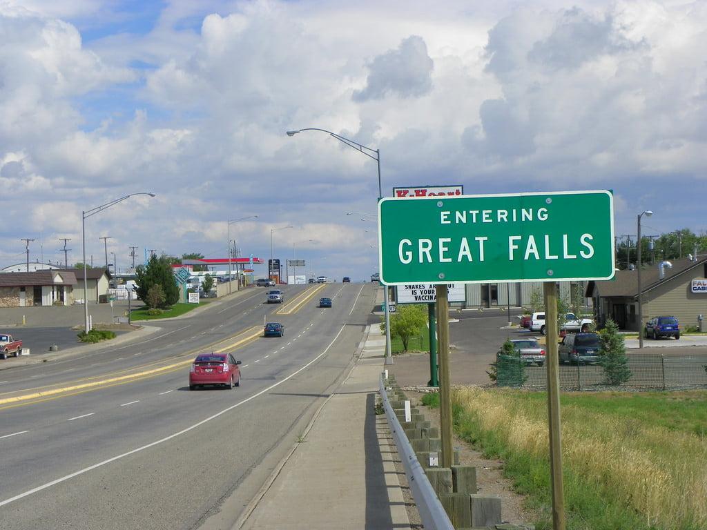 Car Hire Great Falls Montana